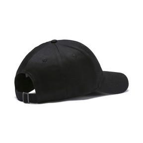 Thumbnail 4 of Archive Logo Baseball Cap, Puma Black, medium