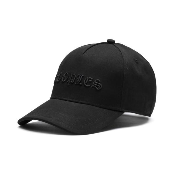 Gorra de béisbolPUMA x THE KOOPLES, Puma Black, grande