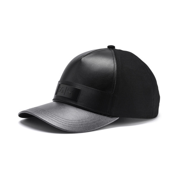 SG x PUMA WOMEN'S STYLE CAP, Puma Black, large-JPN