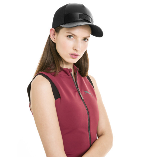 PUMA x SELENA GOMEZ Women's Cap, Puma Black, large