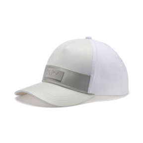 Thumbnail 1 of PUMA x SELENA GOMEZ Damen Cap, Puma White, medium