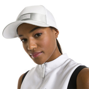 Thumbnail 4 of PUMA x SELENA GOMEZ Women's Cap, Puma White, medium