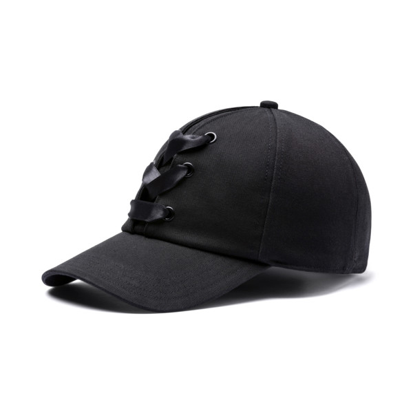 Women's Crush Cap, Puma Black, large