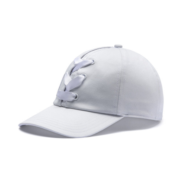 Women's Crush Cap, Puma White, large