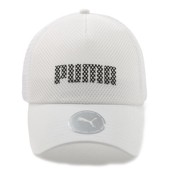 プーマ トラッカー キャップ, Puma White, large-JPN