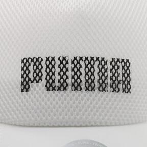 Thumbnail 6 of キッズ プーマ トラッカー キャップ JR, Puma White, medium-JPN