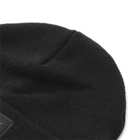 Thumbnail 5 of SG x PUMA WOMEN'S STYLE BEANIE, Puma Black, medium-JPN