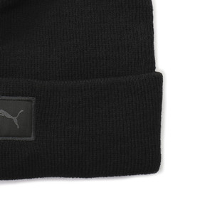 Thumbnail 6 of SG x PUMA WOMEN'S STYLE BEANIE, Puma Black, medium-JPN
