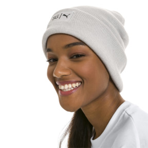 Thumbnail 3 of PUMA x SELENA GOMEZ Women's Beanie, Glacier Gray, medium