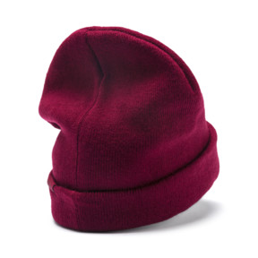 Thumbnail 2 of PUMA x SELENA GOMEZ Women's Beanie, Cordovan, medium