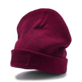Thumbnail 1 of PUMA x SELENA GOMEZ Women's Beanie, Cordovan, medium