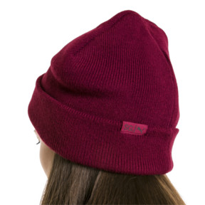 Thumbnail 3 of PUMA x SELENA GOMEZ Women's Beanie, Cordovan, medium