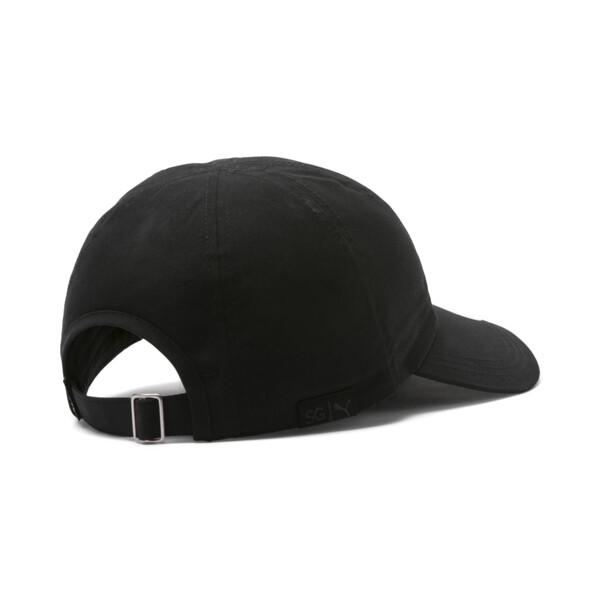 PUMA x SELENA GOMEZ Women's Sport Cap, Puma Black, large