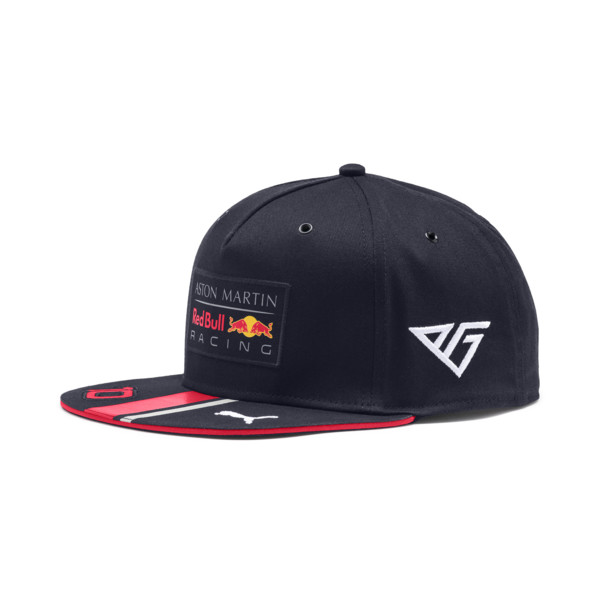 Red Bull Racing Replica Gasly FB Cap, NIGHT SKY-Chinese Red, large