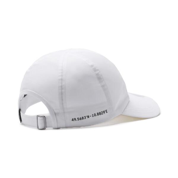 SG x PUMA Gradient Sport Cap, Puma White, large
