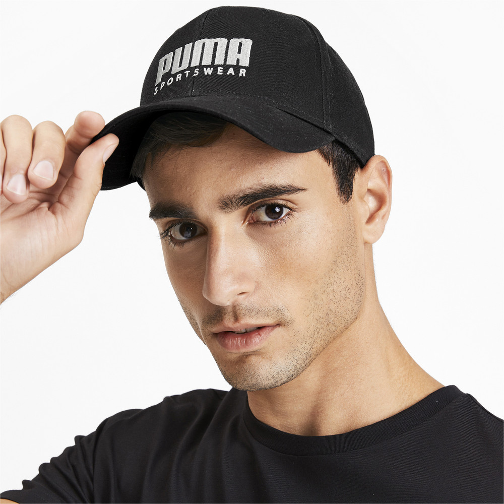 Image PUMA Stretch-fit Baseball Cap #2