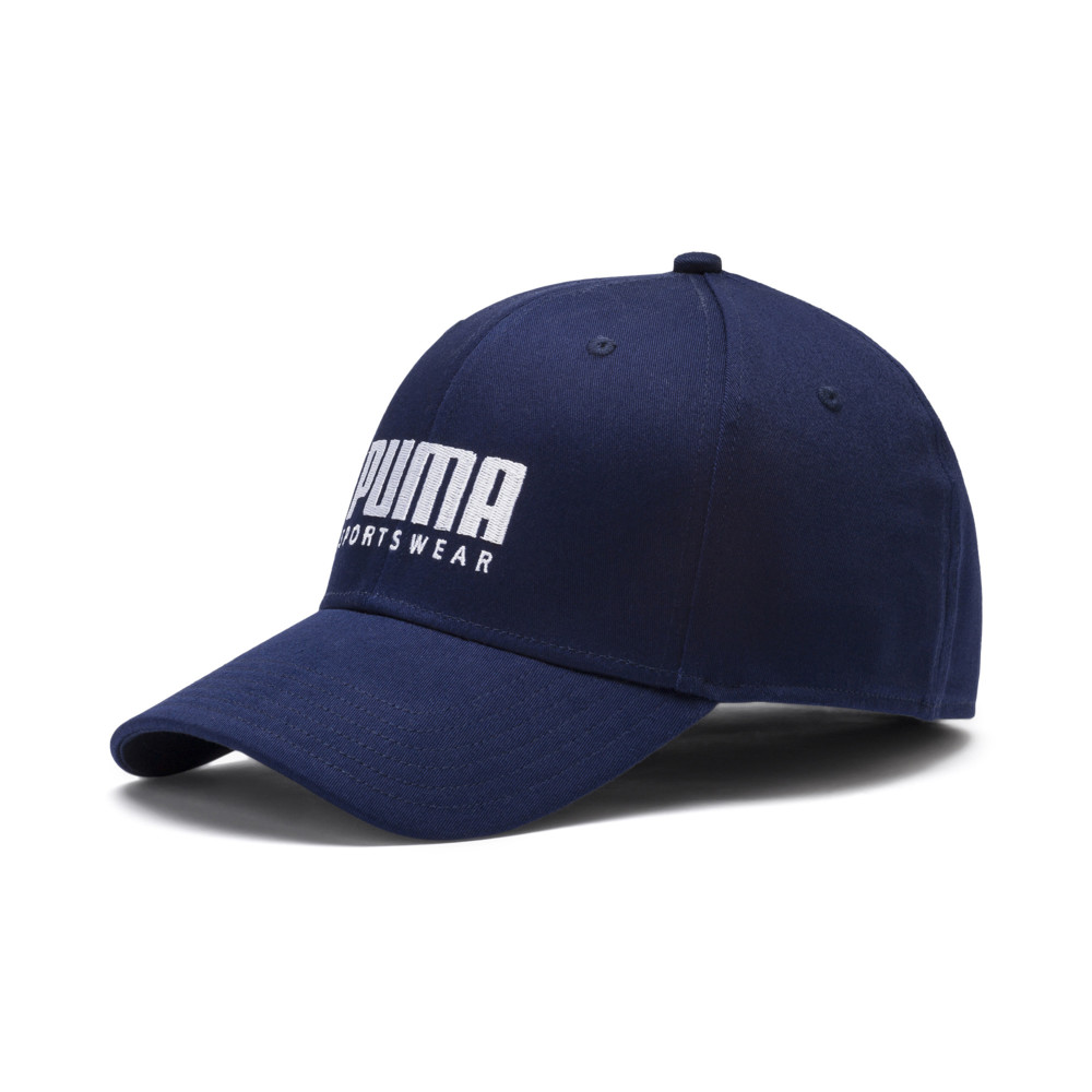 Image PUMA Stretch-fit Baseball Cap #1