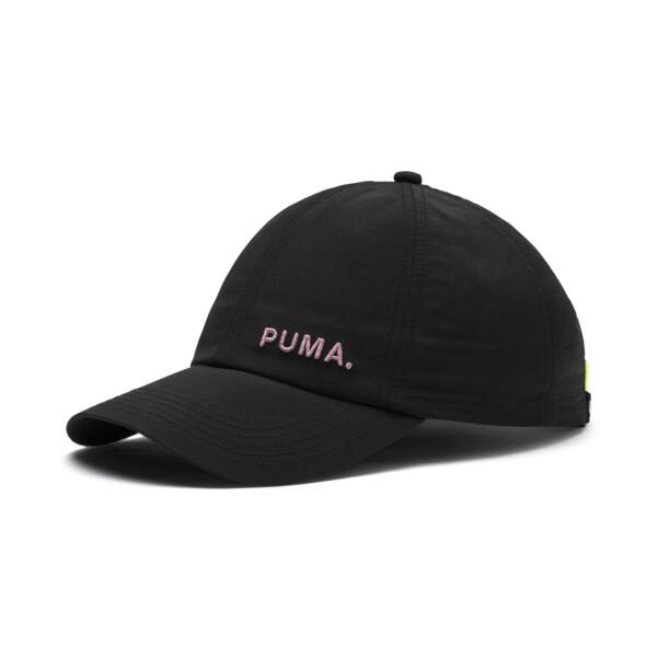Women's Shift Cap, Puma Black-Bridal Rose, large