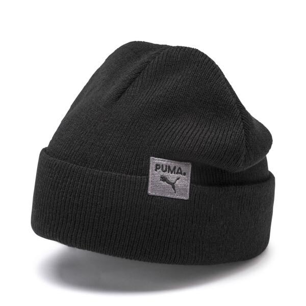 Epoch Street Beanie, Puma Black, large