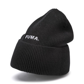Thumbnail 1 of Hybrid Fit Damen Beanie, Puma Black, medium