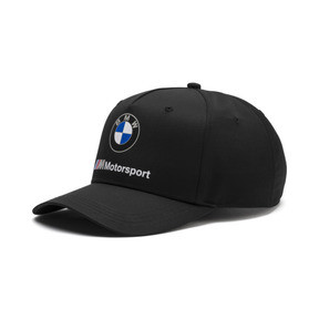 Thumbnail 1 of BMW M Motorsport Baseball Cap, Puma Black, medium