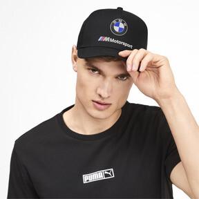 Thumbnail 2 of BMW M Motorsport Baseball Cap, Puma Black, medium