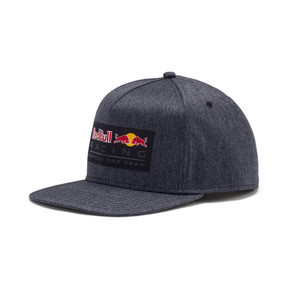 Red Bull Racing Lifestyle pet met platte klep