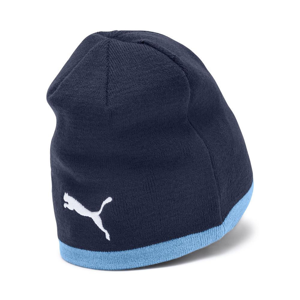 Image PUMA Man City DNA Reversible Beanie #2