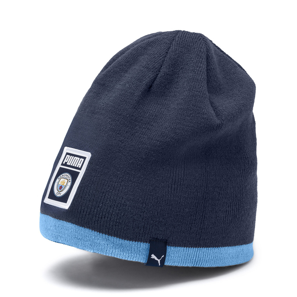 Image PUMA Man City DNA Reversible Beanie #1