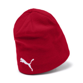 Thumbnail 4 of Bonnet réversible AC Milan, Tango Red -Puma Black, medium