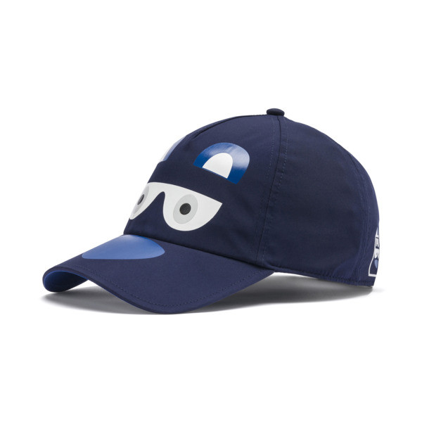 Gorra de béisbol de niño Monster, Peacoat, grande