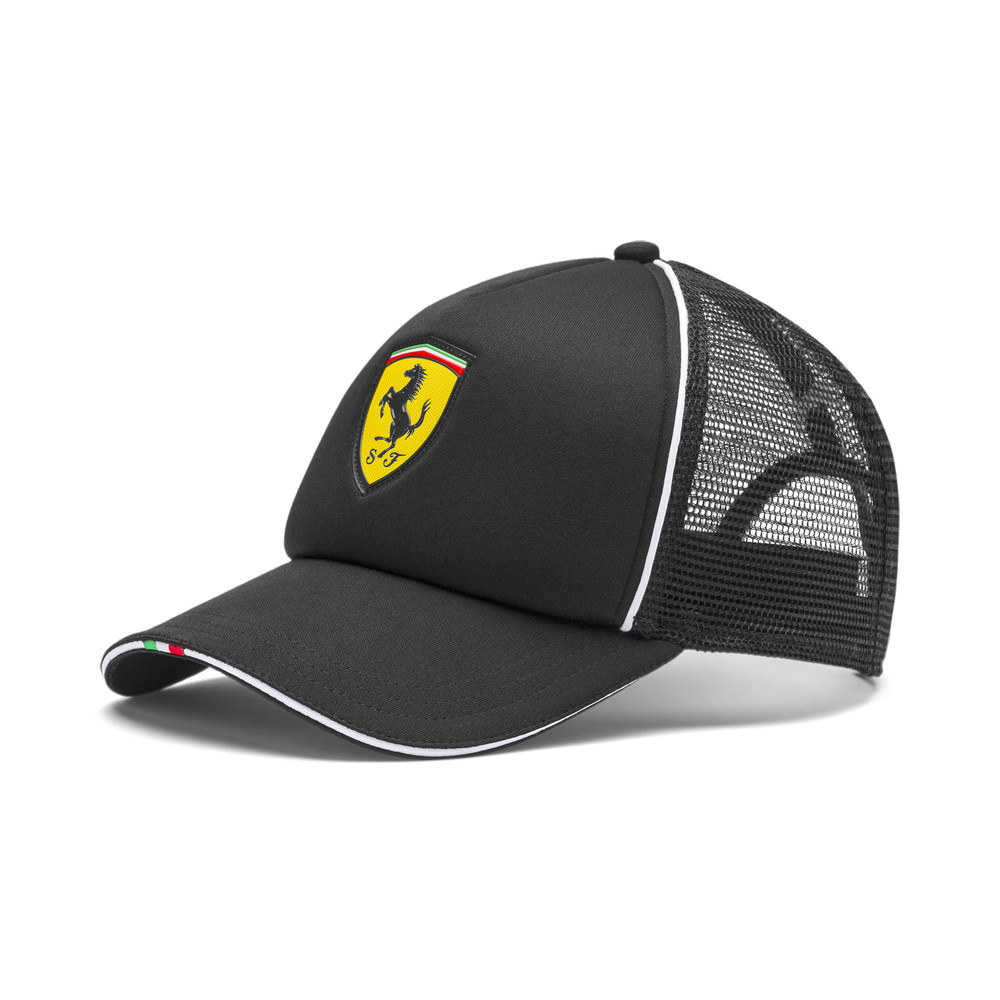 Image PUMA Boné Ferrari Fanwear Trucker #1