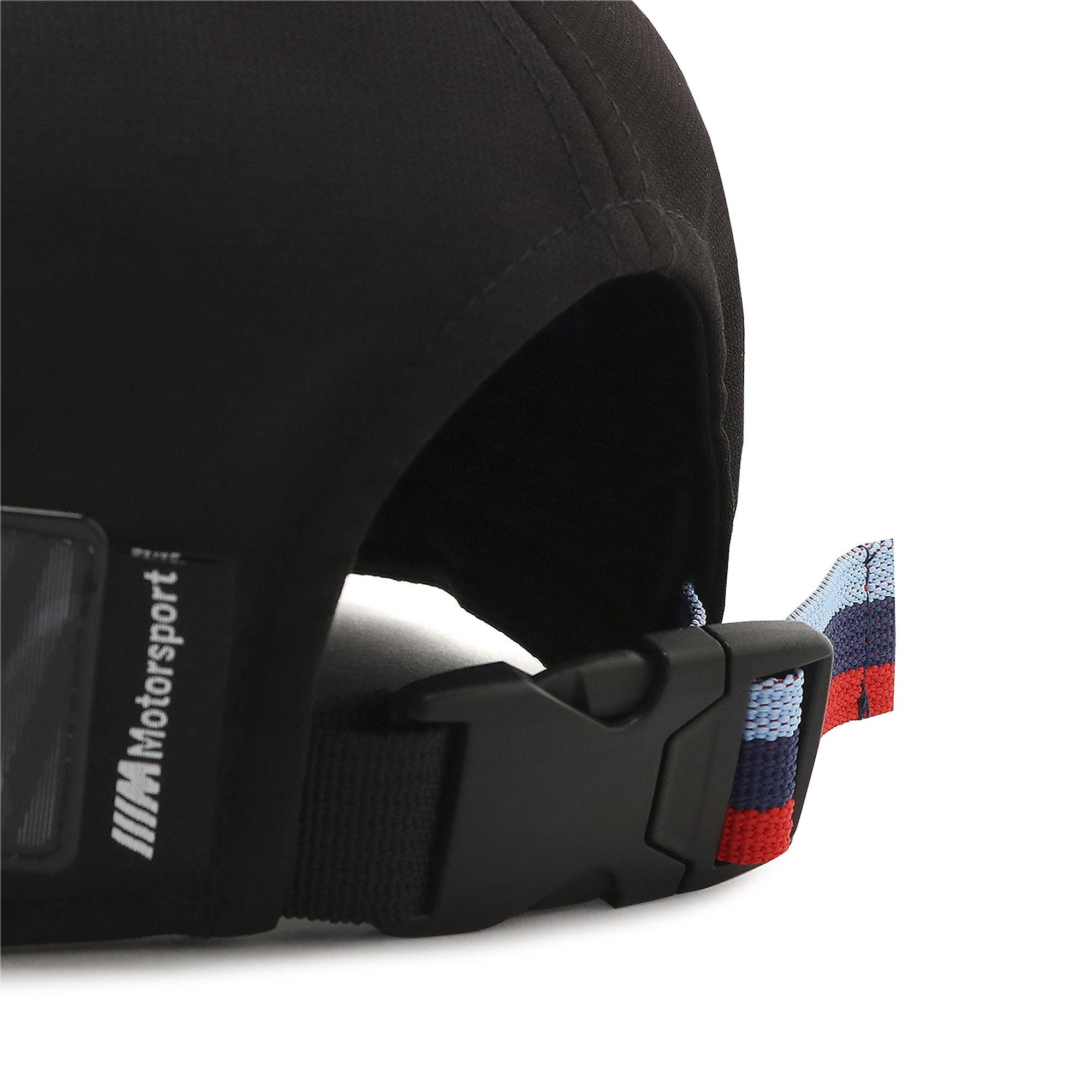 puma bmw m motorsport flatbrim cap unisex kappe neu ebay. Black Bedroom Furniture Sets. Home Design Ideas