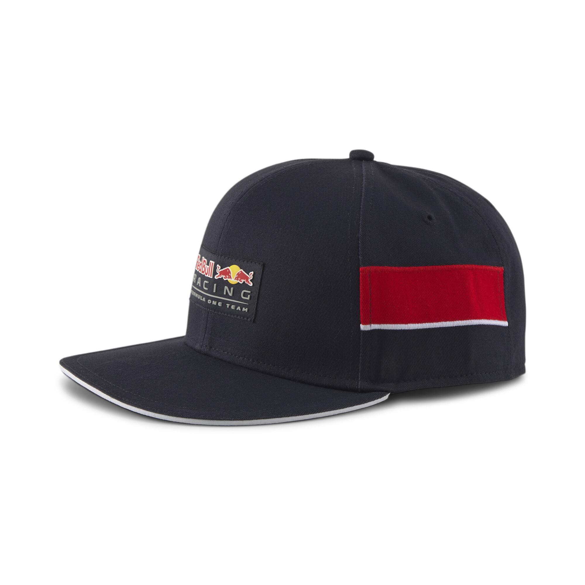 【プーマ公式通販】 プーマ レッドブル RBR LS フラット ブリム キャップ ユニセックス NIGHT SKY |PUMA.com