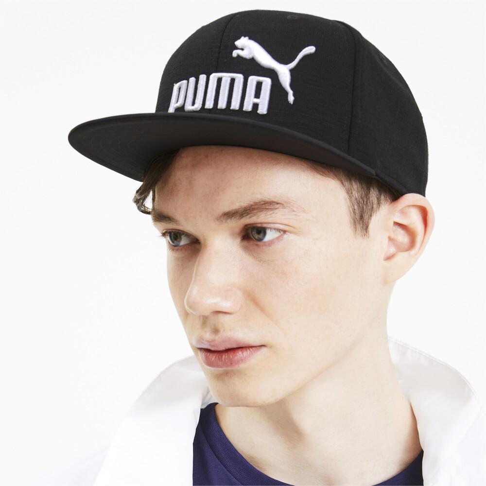 Image Puma Flat Brim Cap #2