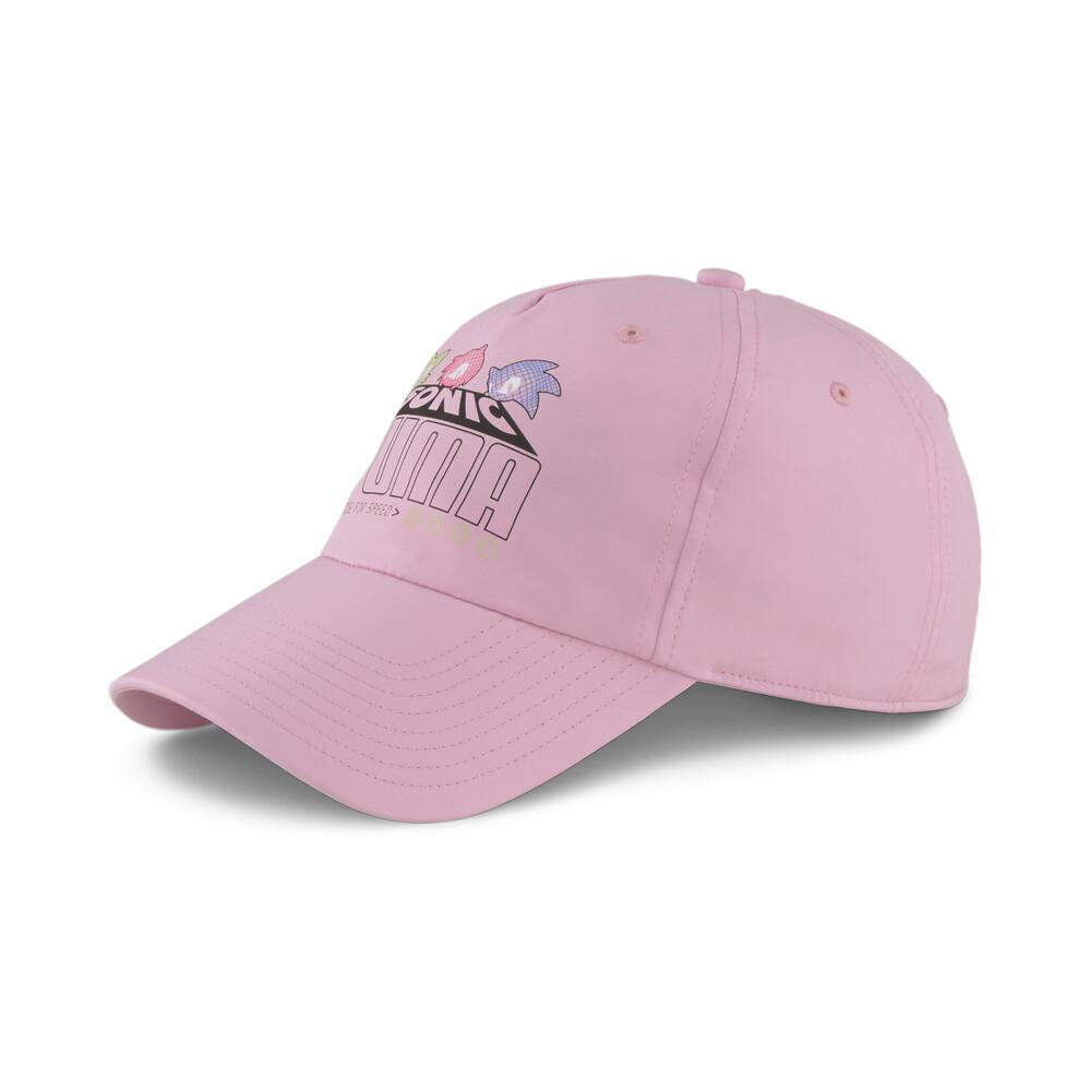 Детская кепка PUMA X SEGA BB Cap фото