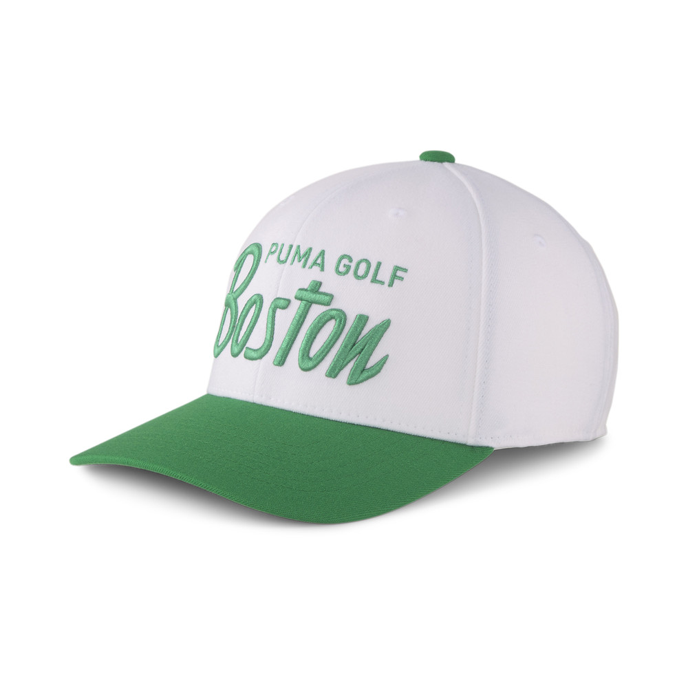 Image Puma Boston City Snapback Men's Golf Cap #1