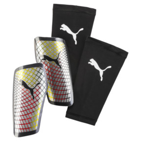 Thumbnail 1 of Puma Standalone guards, Silver-Red-Yellow, medium