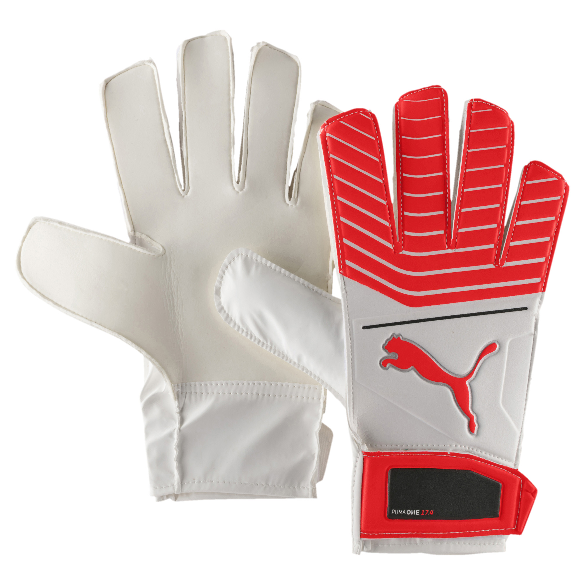 Image Puma PUMA ONE Grip 17.4 Football Goalie's Gloves #1