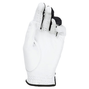 Thumbnail 2 of Golf Men's Pro Formation Left Hand Glove, Bright White-Puma Black, medium