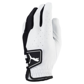 Thumbnail 1 of Golf Men's Pro Formation Left Hand Glove, Bright White-Puma Black, medium
