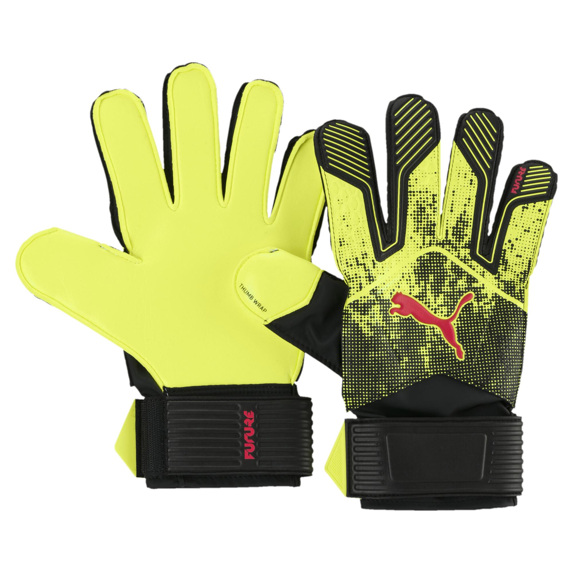 Image Puma FUTURE Grip 18.4 Goalie's Gloves #1