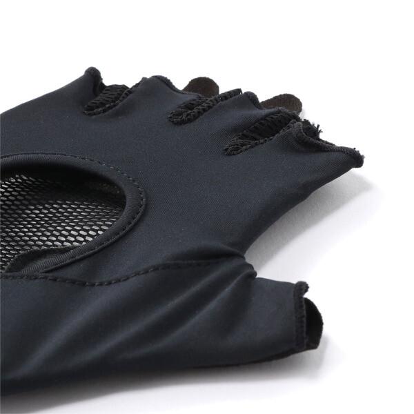 トレーニング AT ジム グローブ, Puma Black-Gray Violet, large-JPN