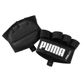 Thumbnail 1 of トレーニング TR ESS グリップ グローブ, Puma Black-Puma White, medium-JPN