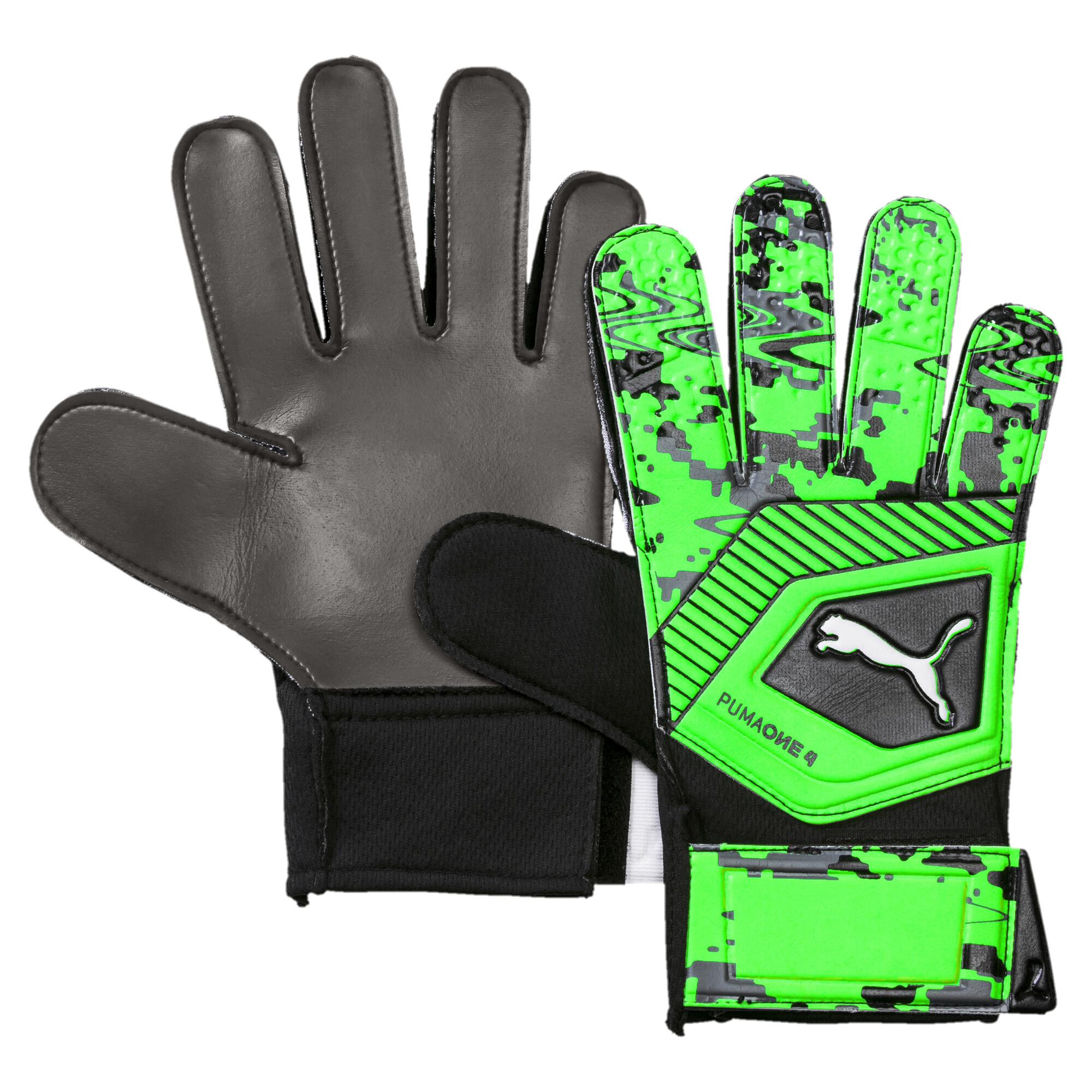 Image Puma PUMA ONE Grip 4 Football Goalie's Gloves #1