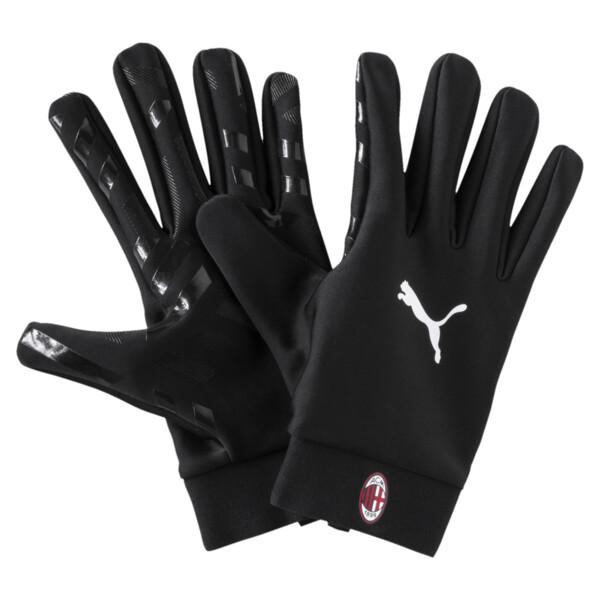 AC Milan Feldspieler-Handschuhe, Puma Black, large
