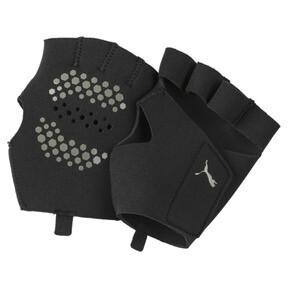 Guantes de training con diseño antideslizante y dedos cortados Premium Essential