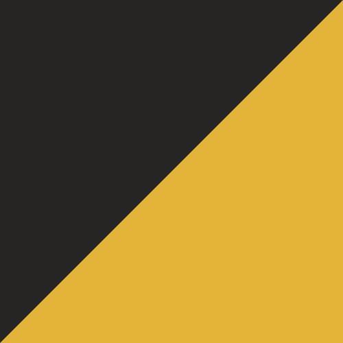ULTRA YELLOW-Black-White