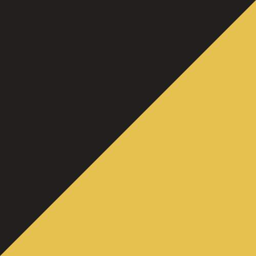 ULTRA YELLOW-Black-White