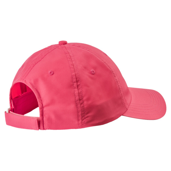 Casquette ajustable Running, Paradise Pink, large